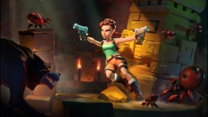 Tomb Raider Reloaded Announced for Mobile