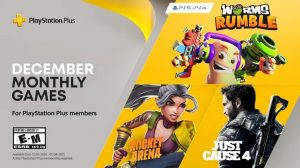 PlayStation Plus Lineup Announced for December 2020