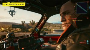 Cyberpunk 2077 PlayStation 4, PlayStation 4 Pro, and PlayStation 5 Gameplay