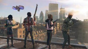 Watch Dogs Legion Multiplayer Update Delayed Into 2021