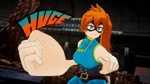 Itsuka Kendo DLC Available Now for My Hero One's Justice 2