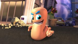 Worms Rumble Gets a Launch Trailer