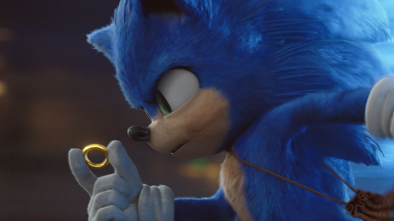 Sonic the Hedgehog 2 Live-Action Movie