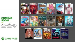 Xbox Game Pass Adds Control, GreedFall, Va-11 Hall-A, More in Early December