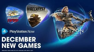 PlayStation Now Adds Horizon Zero Dawn: Complete Edition, The Surge 2, and More in December 2020