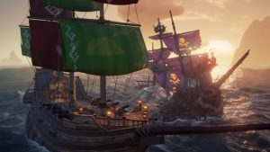 Rare Announces Sea of Thieves Season Content over Monthly Updates