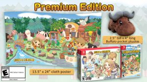 Story of Seasons: Pioneers of Olive Town Retail Versions Announced for North America and Europe