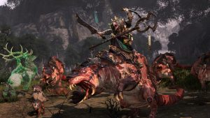 Total War: Warhammer II – The Twisted & The Twilight DLC Now Available