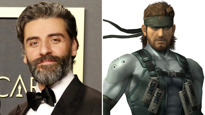 metal gear solid live-action movie