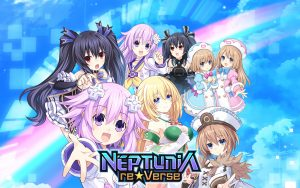 Neptunia ReVerse Heads West on PS5 in 2021