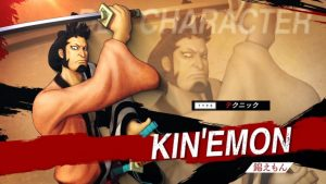One Piece: Pirate Warriors 4 Kin'emon Trailer