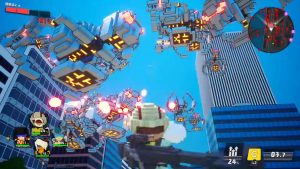 Earth Defense Force: World Brothers Trailer Shows Off Mission Gameplay