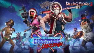 Killing Floor 2: Christmas Crackdown Event Now Live