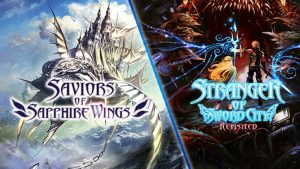 Saviors of Sapphire Wings / Stranger of Sword City Revisited Beta Test Application Now Open