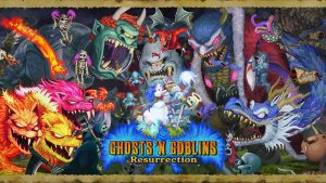 Ghosts 'n Goblins Resurrection Announced, Launches February 25, 2021
