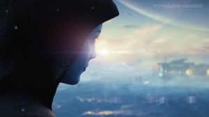 New Mass Effect Game Announced