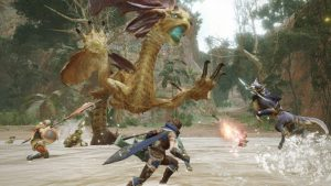 Monster Hunter Rise Game Awards 2020 Gameplay Trailer, Demo Launches January 2021