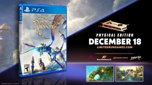 Panzer Dragoon: Remake Gets Limited Physical Release on PS4