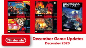 Nintendo Switch Online Adds New NES and SNES Games on December 18; Donkey Kong Country 3, Tuff E Nuff, and More