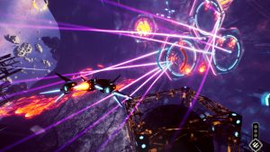 Redout: Space Assault Launches January 22 on PC, PS4, Switch, and Xbox One