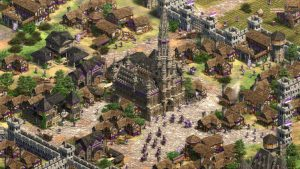 Age of Empires II: Definitive Edition Lords of the West Expansion DLC Announced, Launches January 26