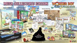 Wonder Boy: Asha in Monster World Limited Collector's Editions Announced