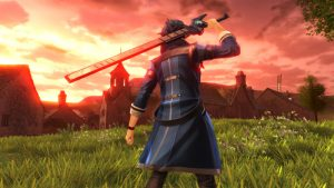 The Legend of Heroes: Kuro no Kiseki Announced, Launches 2021 in Japan
