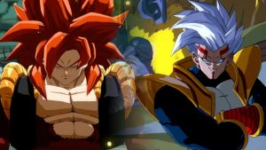 Super Baby 2 Comes to Dragon Ball FighterZ January 15, SS4 Gogeta Announced