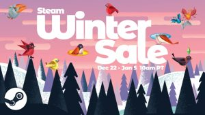 Steam Winter Sale Live Until January 5