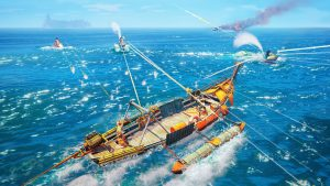Post-Apocalyptic Waterworld Game Age of Water Announced for PC