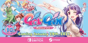 Gal Gun Returns Xbox One Version Gets Cancelled