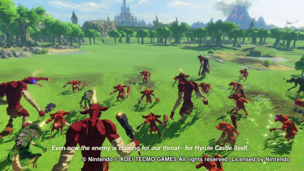 Hyrule Warriors Age Of Calamity Review Niche Gamer