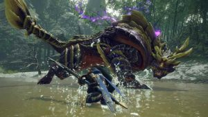 Monster Hunter Rise Heads to Windows PC Early 2022