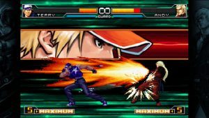 The King of Fighters 2002 Unlimited Match Heads to PlayStation 4