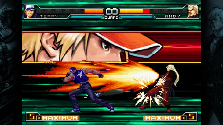 The King of Fighters 2002 Unlimited Match PlayStation 4