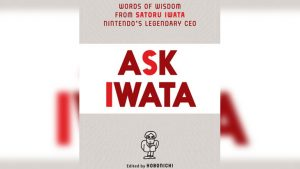 Ask Iwata Book Releases in English April 13