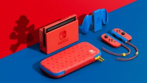 Nintendo Switch – Mario Red & Blue Edition Announced, Launches February 12