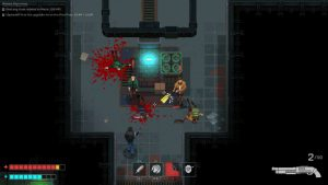 Pixel Art Cyberpunk Stealth-Action RPG Disjunction Launches January 28 on PC and Consoles
