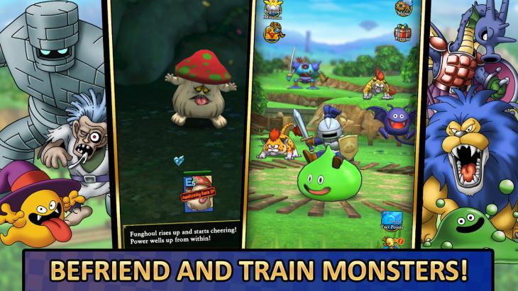Dragon Quest Tact Western Lanzamiento el 27 de enero en Android e iOS