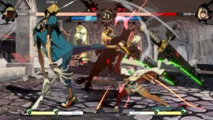 Guilty Gear -Strive- Features Branching Arcade Mode