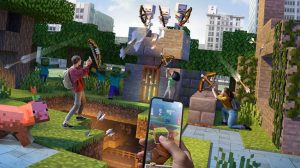 Minecraft Earth is Shutting Down in June 2021