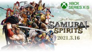 Samurai Shodown Launches for Xbox Series X+S on March 16