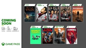 Xbox Game Pass Adds Yakuza Remastered Collection, The Medium, and More on January 21