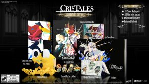 Cris Tales Collector's Edition Announced, Available for Pre-Order Now