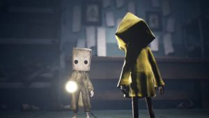 Little Nightmares II Demo Now Available on Consoles, 10 Minutes of School Gameplay Trailer