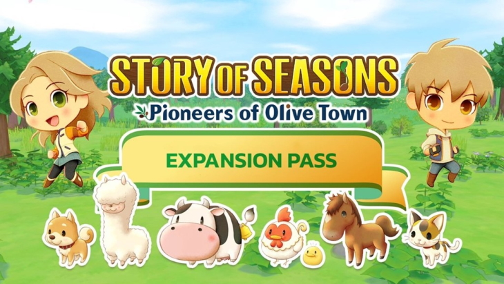 Story of Seasons: Pioneers of Olive Town Expansion Pass