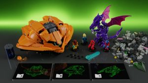 Lego Ideas Proposed Metroid Set Gains Enough Support for Official Review for Production