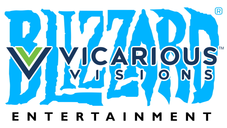 Vicarious Visions merged Blizzard Entertainment