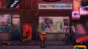 Sense: A Cyberpunk Ghost Story is Coming to PlayStation Uncensored