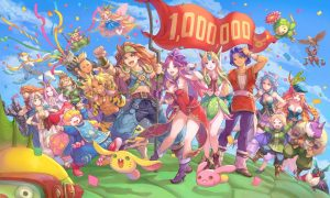 Trials of Mana Digital Has Sold and Shipped Over 1 Million Copies
